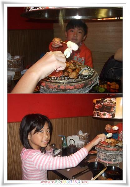 野宴日式炭火燒肉[中和興南店]_慶祝媽咪生日8