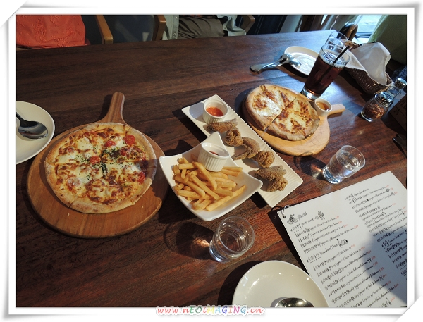 薄多義BITE 2 EAT義式手工披薩[南西店]10