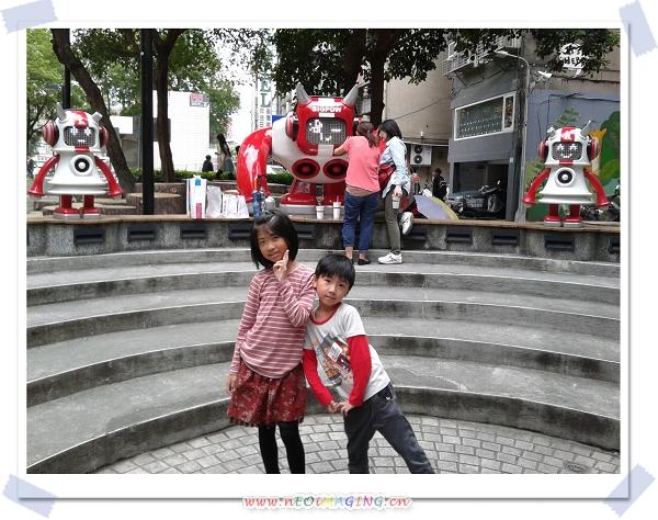 捷運中山站線形公園1