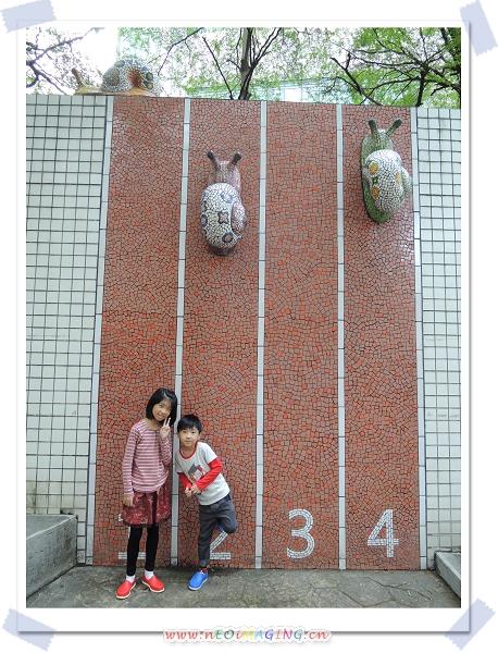 捷運中山站線形公園13