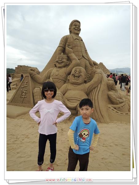 2013福隆國際沙雕季8