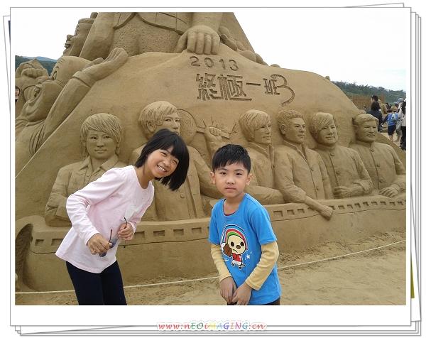 2013福隆國際沙雕季9