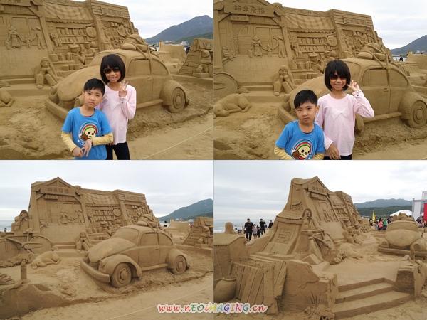 2013福隆國際沙雕季10