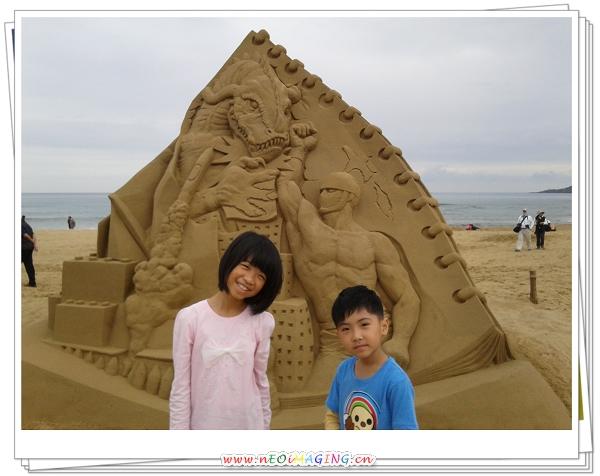 2013福隆國際沙雕季18