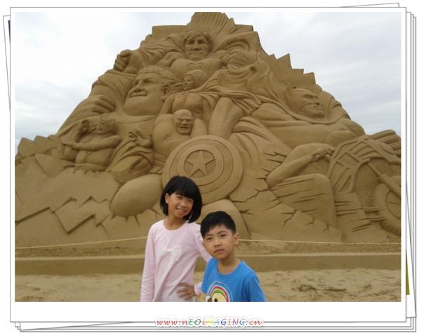 2013福隆國際沙雕季19