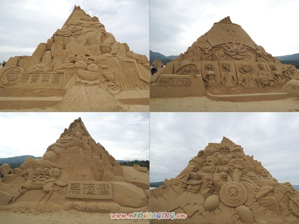 2013福隆國際沙雕季34