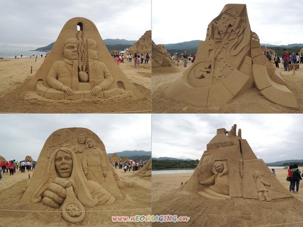 2013福隆國際沙雕季36