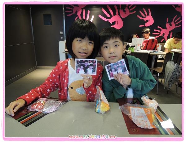 麥當勞溫馨母親節親子卡片DIY10