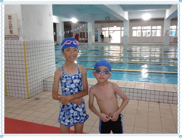 秀山國小室內溫水游泳池2