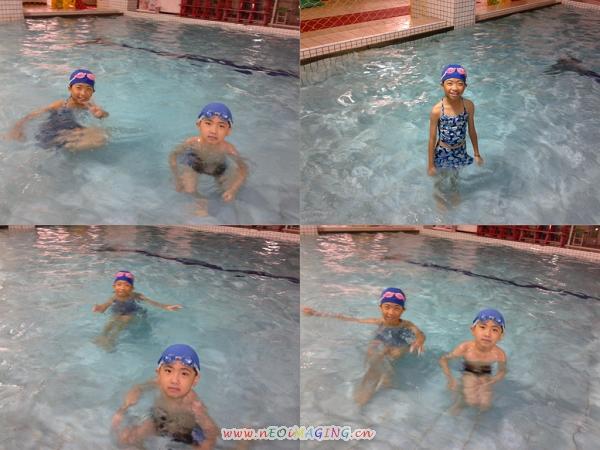 秀山國小室內溫水游泳池4