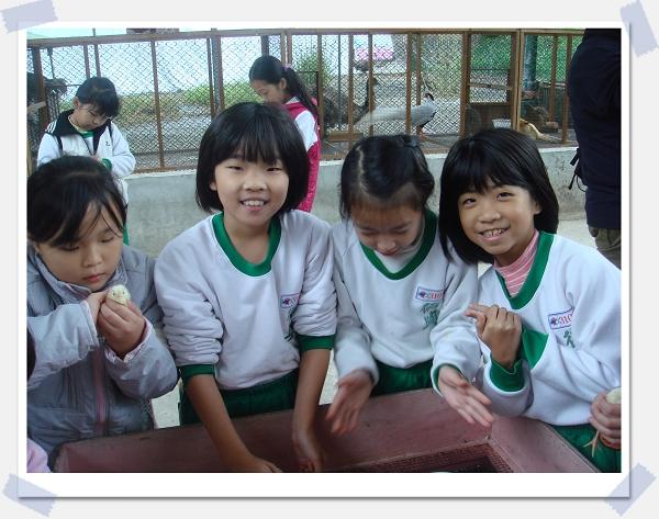 妤蓁復興國小三四年級生活照片2