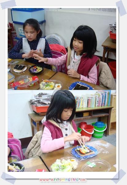 妤蓁復興國小三四年級生活照片12