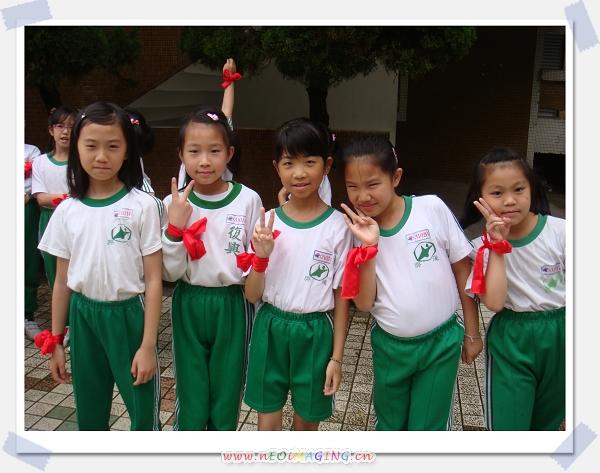 妤蓁復興國小三四年級生活照片13