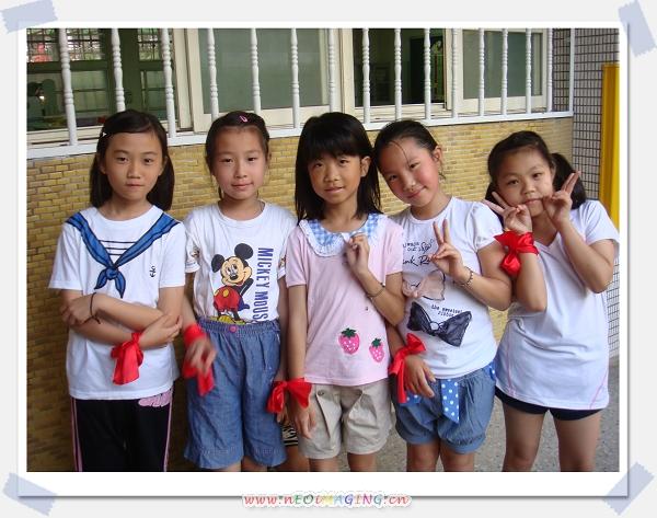 妤蓁復興國小三四年級生活照片19
