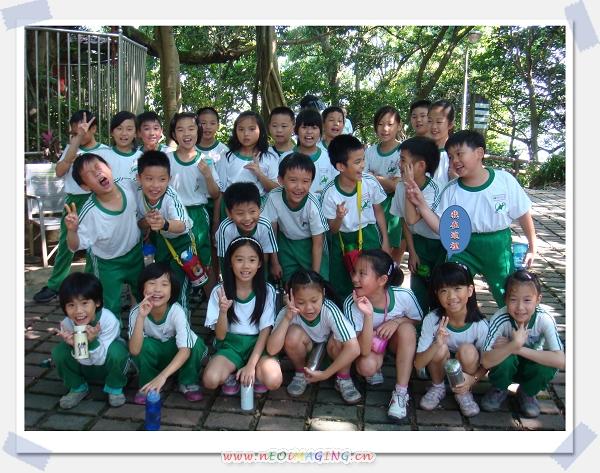 妤蓁復興國小三四年級生活照片22