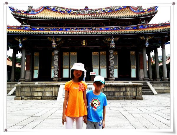 台北市孔廟&紅茶屋&ICE BABY 甜品屋