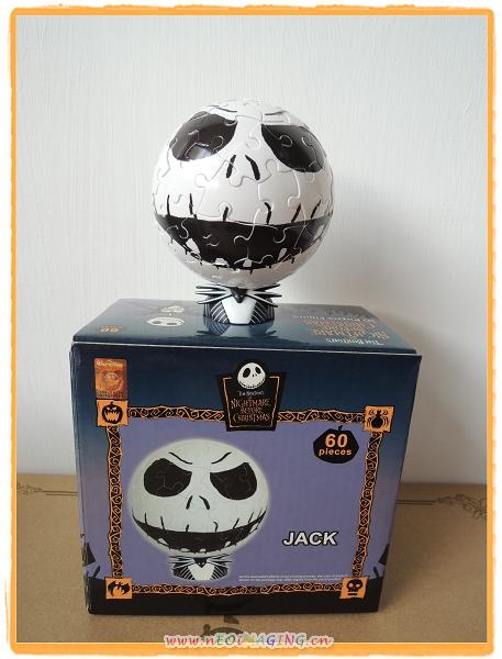 Disney 迪士尼 3D 立體球形拼圖9