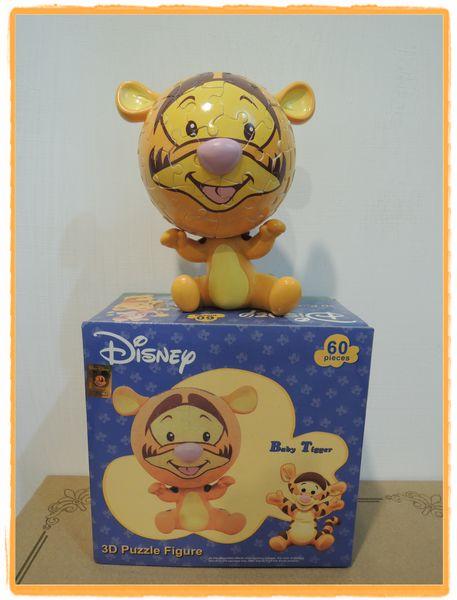Disney 迪士尼 3D 立體球形拼圖22