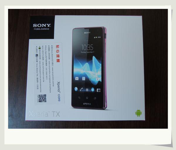 Sony Xperia TX LT29i智慧型手機4