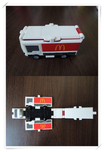 VooV 變身車[麥當勞兒童餐玩具]5