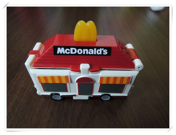 VooV 變身車[麥當勞兒童餐玩具]6