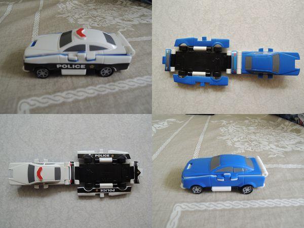 VooV 變身車[麥當勞兒童餐玩具]9