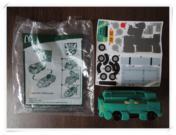 VooV 變身車[麥當勞兒童餐玩具]11