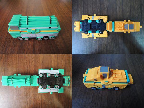 VooV 變身車[麥當勞兒童餐玩具]14