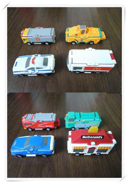 VooV 變身車[麥當勞兒童餐玩具]16