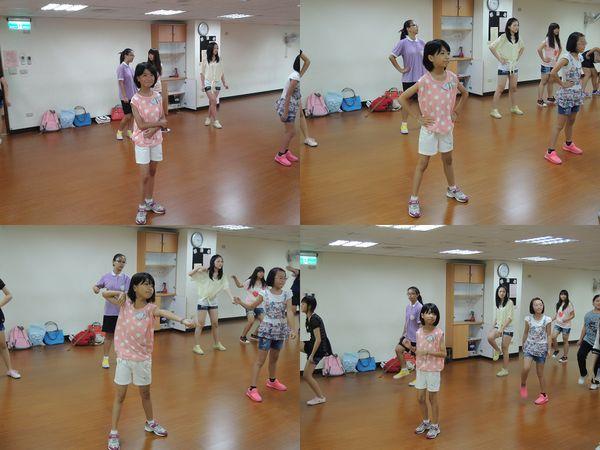 救國團青少年流行MV舞蹈課[雙和社會教育中心]3