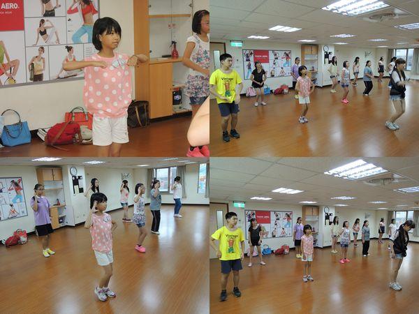 救國團青少年流行MV舞蹈課[雙和社會教育中心]4