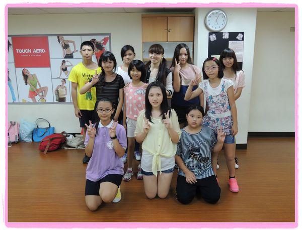 救國團青少年流行MV舞蹈課[雙和社會教育中心]8