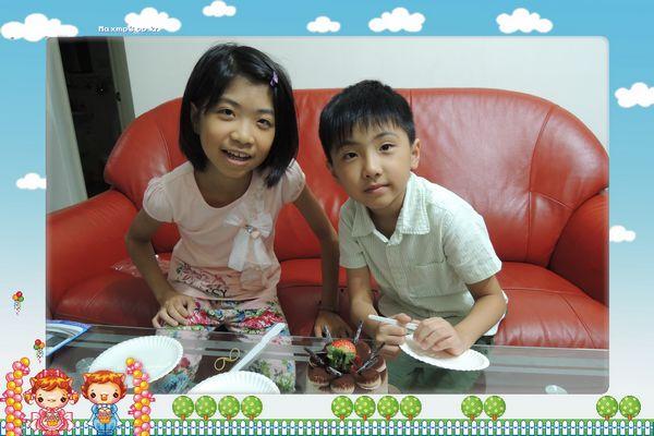 慶祝恆宇七歲生日快樂2