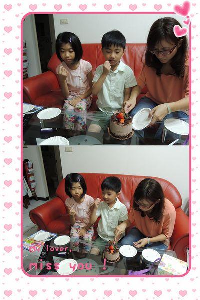 慶祝恆宇七歲生日快樂4
