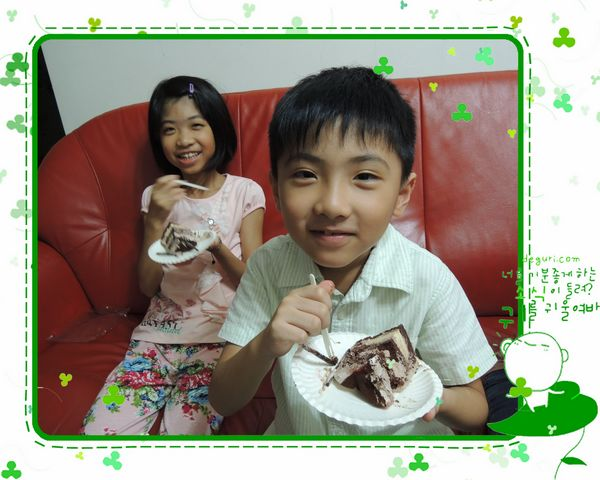 慶祝恆宇七歲生日快樂5