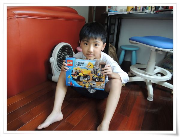 LEGO樂高CITY城市系列60012搜救艇與拖車&4201裝載機和翻斗車[恆宇七歲生日禮物]11