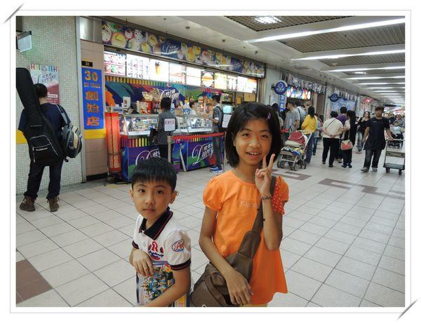 台北後站批發商圈&台北地下街13