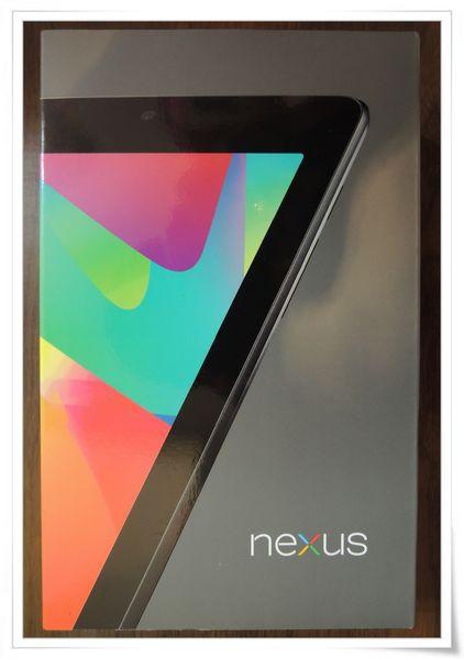 Google Nexus 7平板電腦[ASUS華碩]