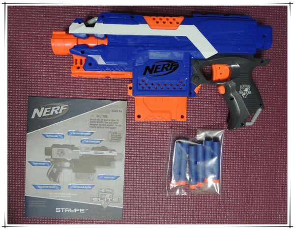 NERF樂活打擊系列_殲滅者自動衝鋒槍3