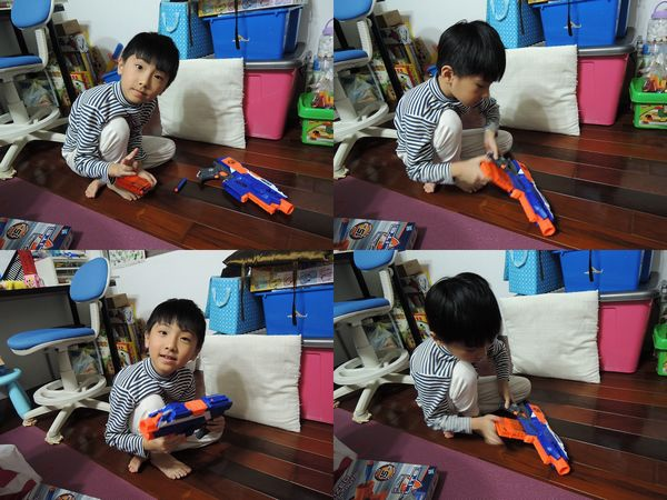 NERF樂活打擊系列_殲滅者自動衝鋒槍5
