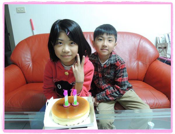 妤蓁11歲農曆生日7
