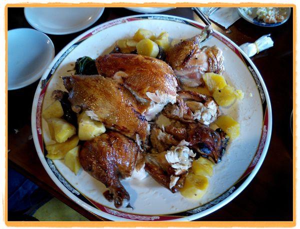 老媽媽豆腐乳烤香雞全餐[宜蘭員山]7