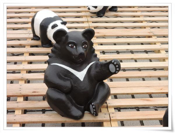 「1600貓熊世界之旅—台北」紙貓熊展[中正紀念堂]6