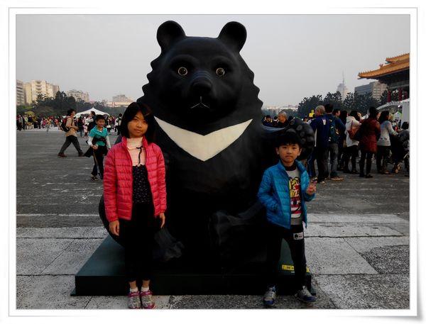 「1600貓熊世界之旅—台北」紙貓熊展[中正紀念堂]18