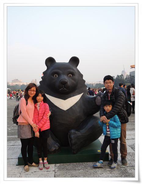 「1600貓熊世界之旅—台北」紙貓熊展[中正紀念堂]19