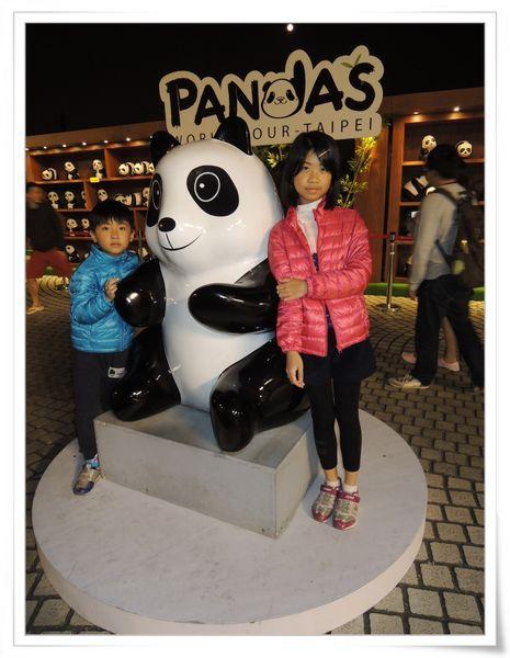 「1600貓熊世界之旅—台北」紙貓熊展[中正紀念堂]22