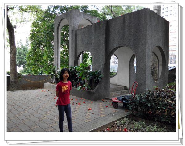 打羽毛球@華夏技術學院11