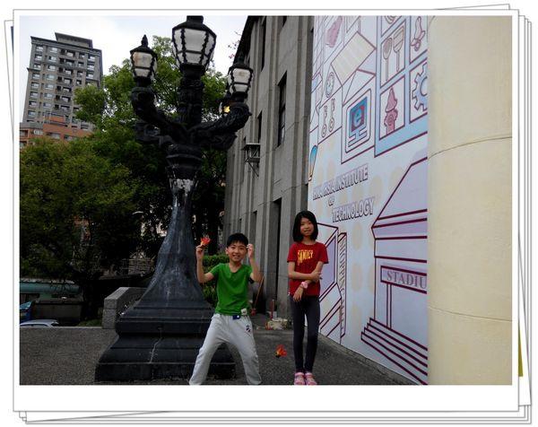打羽毛球@華夏技術學院15