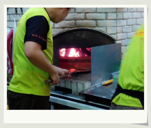 KK手工窯烤Pizza 披薩[中和南勢角捷運站]5