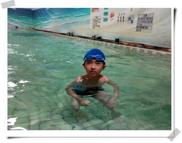 恆宇學游泳1[秀山國小室內溫水游泳池]10